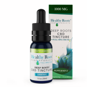 Healthy Roots Hemp Full Spectrum CBD 1000mg