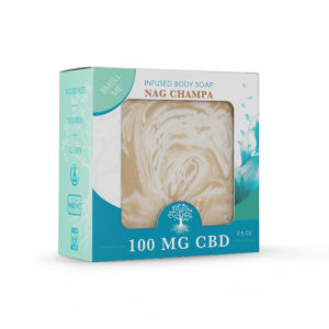 Healthy Roots Hemp CBD Bar Soap 100mg