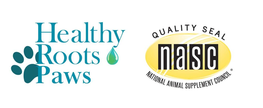 Healthy Roots Paws NASC Seal