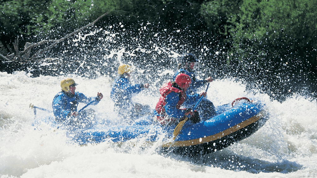 rafting Outdoor Sports