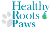Healthy Roots Paws Logo